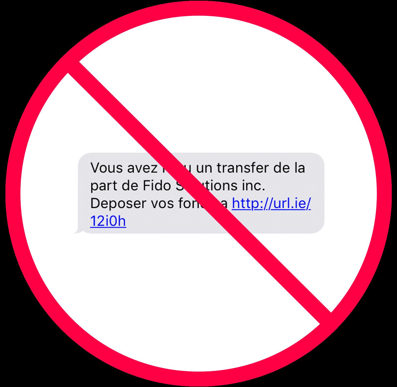 Ne pas cliquer n'importe où